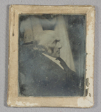 Visualizza Half length portrait of an old man 'Uncle Tom… anteprime su