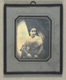 Thumbnail preview of Portrait of unidentified woman