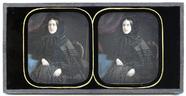 Thumbnail preview of Die Stereoaufnahme zeigt eine junge Frau in d…