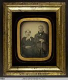 Visualizza Sitzendes altes Ehepaar anteprime su