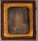 Miniaturansicht Vorschau von Three-quarter length portrait of a seated you…
