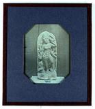 Visualizza statue of the Hindu Godess Durga killing the … anteprime su