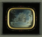 Visualizza Steinbrunnen, Montaulin, um 1845 anteprime su