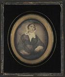 Visualizza Portrett av en kvinne (Margrethe Cathinka Sto… anteprime su