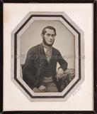 Miniaturansicht Vorschau von Adalbert Stifter (1805-1868) (um 1843). Herre…
