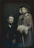 Visualizza Doppelporträt eines jungen Paares. anteprime su
