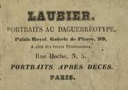 Visualizza photographer labels of Mr Laubier, a Paris, F… anteprime su