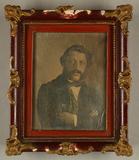 Thumbnail preview of Bildnis eines Herrn mit Backen- und Schnurrba…