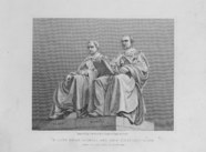 Visualizza sculpture of William Baron Stowell and John F… anteprime su