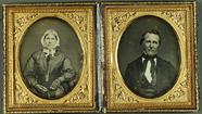 Visualizza Doppelporträt - Ehepaar, USA anteprime su