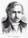 Thumbnail preview of portrait de Louis Daguerre. illustration dans…