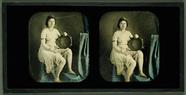 Miniaturansicht Vorschau von Akt mit Tamburin, Frankreich