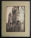 Visualizza West end of the Duomo in Siena, showing the t… anteprime su