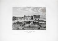 Visualizza Vue prise du Pont Neuf, Paris. planche no 9x,… anteprime su