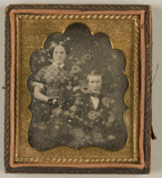 Thumbnail preview of Portrait of a young couple
