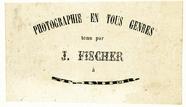 Visualizza Etikett von J. Fischer anteprime su