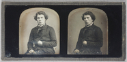Thumbnail preview of Half length portrait of a young man, seated f…