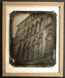 Thumbnail preview of View of the facade of the Palazzo Bernardo a …