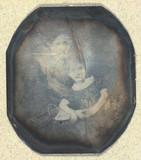 Thumbnail preview of Dobbeltportræt af Nicolette Bülow og datteren…