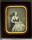 Prévisualisation de Junge Frau in Armlehnstuhl (Mme. Moutines) imagettes