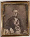 Visualizza Three-quarter length portrait of a young man.… anteprime su