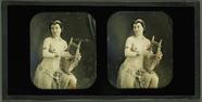 Prévisualisation de Weiblicher Akt mit Lyra, Frankreich imagettes