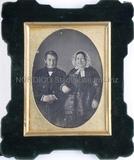 Esikatselunkuvan Porträt eines unbekannten Ehepaares, Kniestüc… näyttö