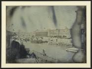 Thumbnail preview van La |Seine et le Louvre, vus du Pont-Neuf