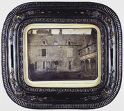 Miniaturansicht Vorschau von Hof der Schlosses Talcy