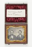 Forhåndsvisning av Portrait of two man