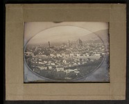 Visualizza A panoramic view of Florence from the South s… anteprime su