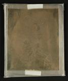 Visualizza Dame sitzend mit romantischem Blick, um 1850. anteprime su