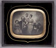 Visualizza Familienbildnis eines Ehepaares mit vier Kind… anteprime su