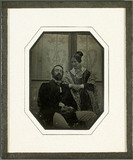 Visualizza Portraits de Charles et Sophie Eynard anteprime su