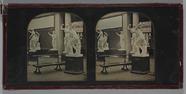 Miniaturansicht Vorschau von Crystal Palace interior view of a sculpture c…