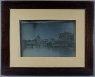 Visualizza Landscape view of Rome showing the river Tibe… anteprime su