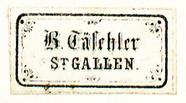 Visualizza Etikett von B. Täschler anteprime su