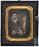 Visualizza Portrett av to brødre, Wilhelm Michael og Sim… anteprime su