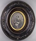 Prévisualisation de Bildnis einer Mutter mit ihrem Kind auf dem S… imagettes