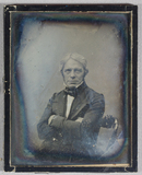 Visualizza Half-length portrait of Michael Faraday, the … anteprime su
