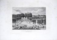 Prévisualisation de Cascade et Château de St. Cloud. planche no 4… imagettes