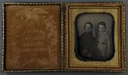 Visualizza Bildnis von zwei Brüdern anteprime su