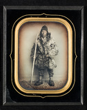 Visualizza Portrait of a sami man from Finnmark, in Norw… anteprime su
