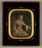 Visualizza Bildnis einer älteren Dame mit Haube, Dreivie… anteprime su