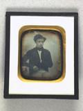 Miniaturansicht Vorschau von Portræt af uidentificeret mand