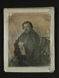 Visualizza Bildnis eines sitzenden Herren mit Schnurrbar… anteprime su