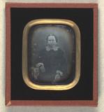 Stručný náhled Portrait of unidentified woman