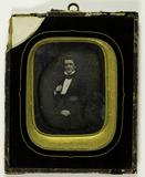 Thumbnail preview of Portrett av Thomas Atlersen Bull (1831-1877) …