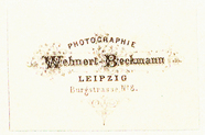 Visualizza Etikett von Wehnert-Beckmann anteprime su