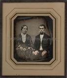 Forhåndsvisning av Porträt eines unbekannten jungen Ehepaares, K…